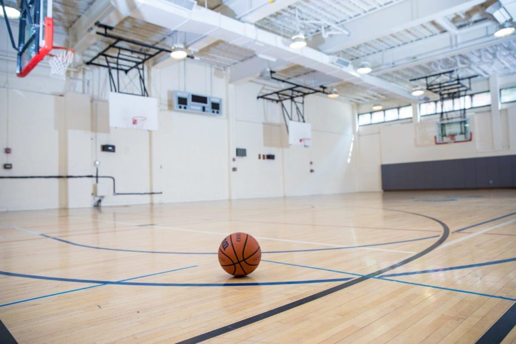 Indoor Basketball Court Nyc Manny