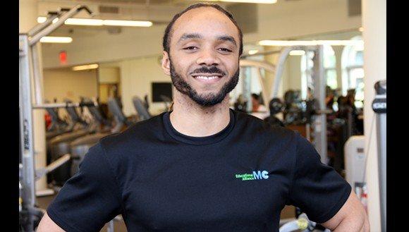 Fitness Trainer Michael Bones