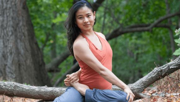 Fitness Instructor Siewli Stark